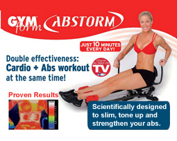 Gym Form Abstorm
