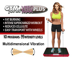 Gym Form Vibromax Plus
