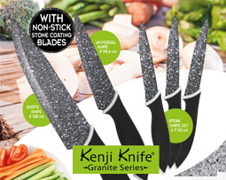 Kenji Knife Granite Series